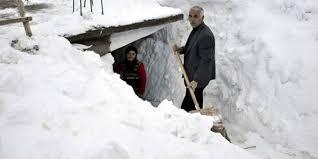 Diyarbakirda kar 2