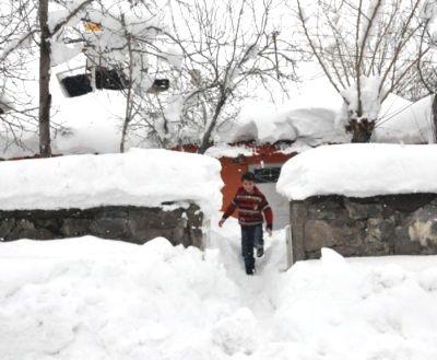 Diyarbakirda kar 3
