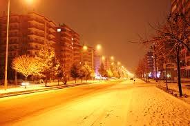 Diyarbakirda kar 5