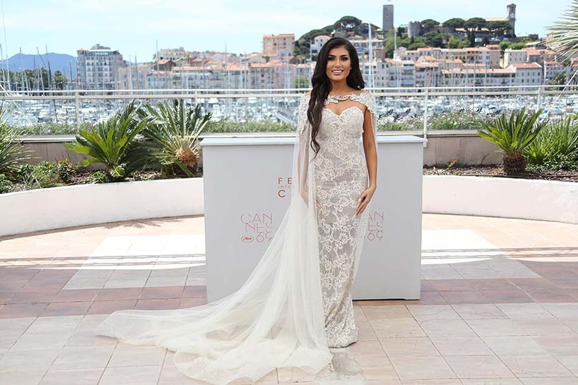 Peşmerge Cannes film festivalinde 3