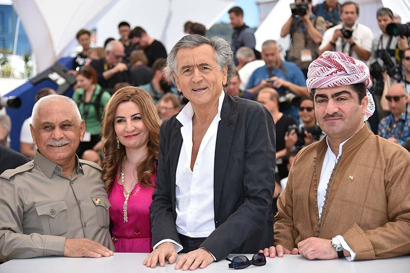 Peşmerge Cannes film festivalinde 6