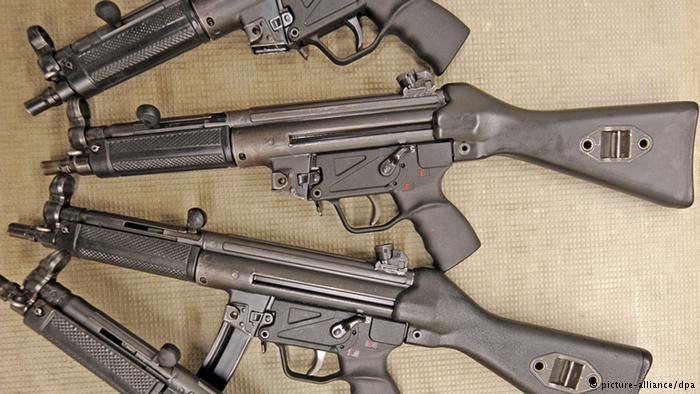 Türkiye Almanya'dan silah alımlarını arttırdı