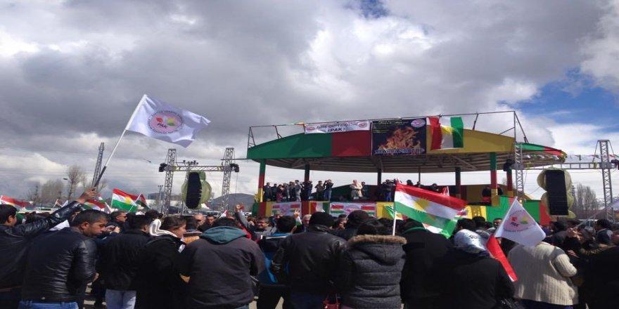PAK: Newroz ateşi özgürlüğün umudu ve müjdecisidir