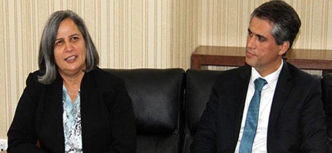 Diyarbekır Belediye eş başkanları Gültan Kışanak ve Fırat Anlı  gözaltına alındı
