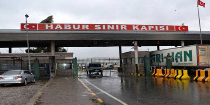 CHP Habur'dan bildirdi: Parayı veren sınırdan geçiyor