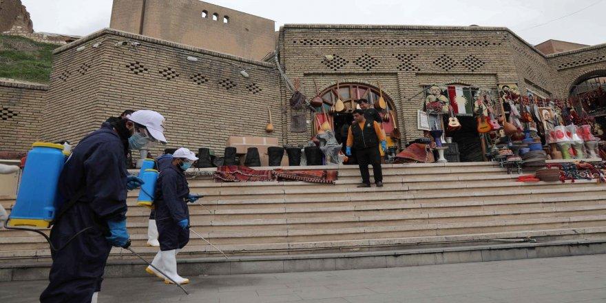 Kürdistan Bölgesi'nde 7 kişide daha korona virüsüne rastlandı