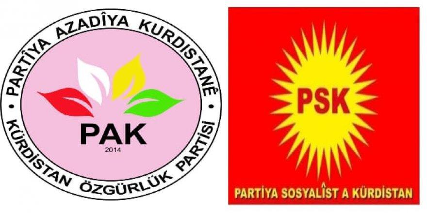 PAK ve PSK: Coronavirüs de seçmen iradesinin ayaklar altına alınmasına engel olamadı