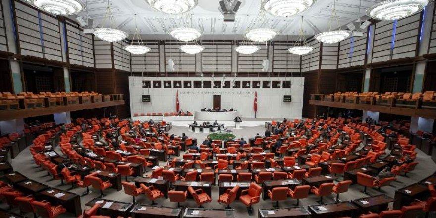 HDP'li belediyelere kayyım atanmasına yönelik önerge reddedildi