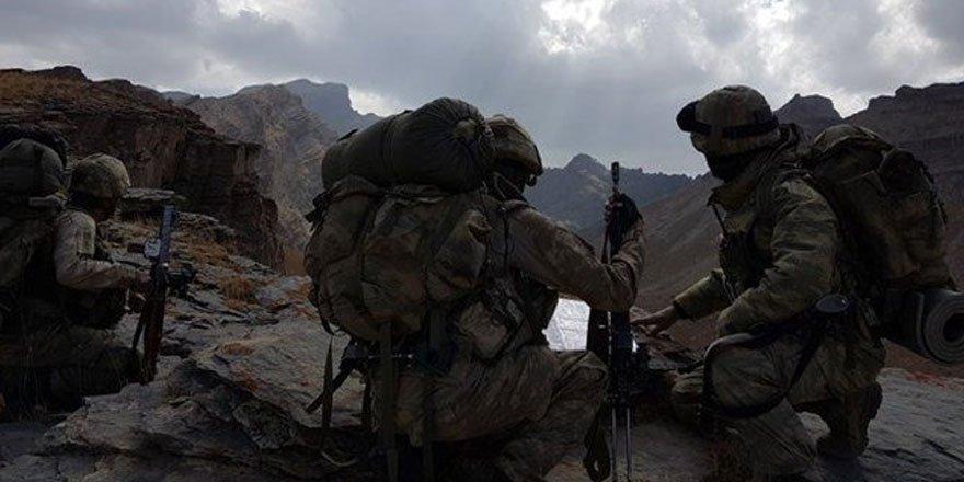 Heftenin bölgesinde iki Türk askeri öldürüldü