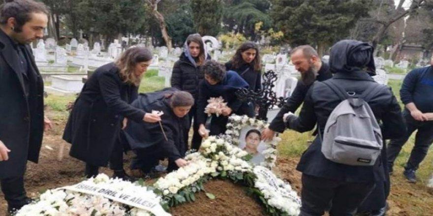 Şimoni Diril İstanbul'da defnedildi