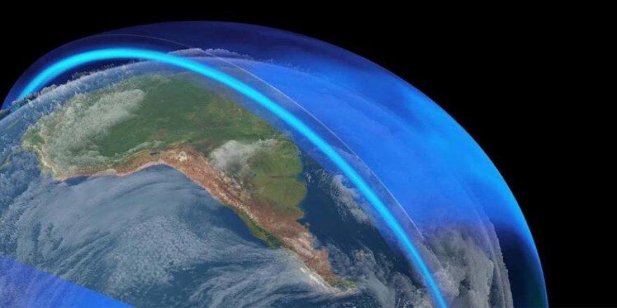 Bilim insanları ozon tabakasının iyileştiğini ve ozon deliğinin küçüldüğünü keşfetti