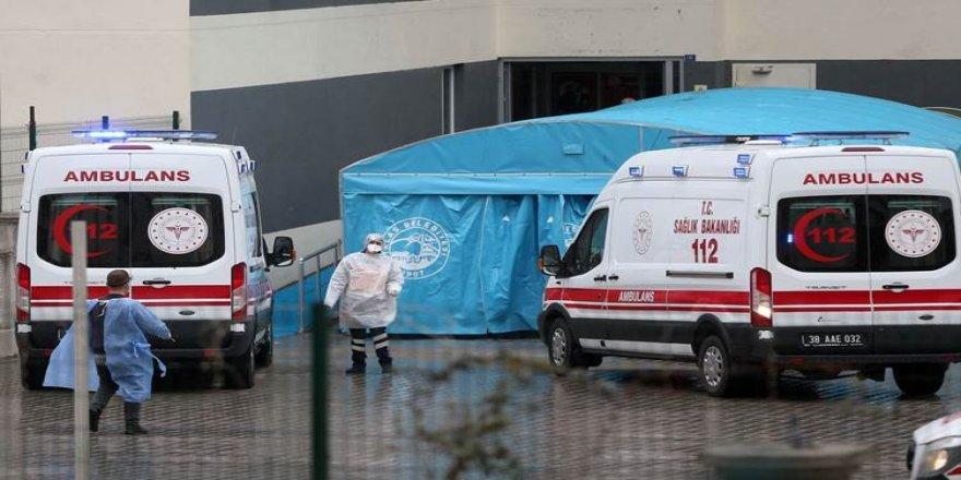 Türkiye ve Kürt illerinde koronavirüs nedeniyle ölü sayısı 214'e yükseldi