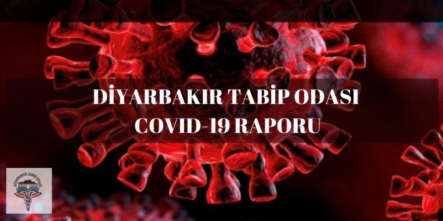 DİYARBAKIR TABİP ODASINDAN COVID-19 RAPORU
