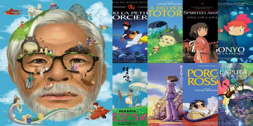 Miyazaki Belgeseli ücretsiz olarak erişime açıldı
