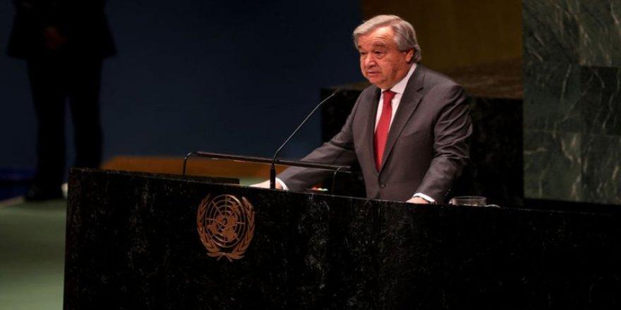 BM Genel Sekreteri: Kadınlara yönelik şiddet iki katına çıktı