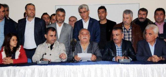 Kürdistan spor kulüp ve derneklerinden ortak çağrı: 'Eşbaşkanlar serbest bırakılsın'