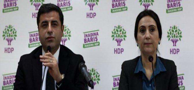 HDP Eş Genel başkanları gözaltına alındılar!