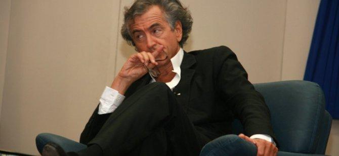 """Fransız filozof Lévy, """"Dünyanın Kürtlere borcunu ödemesinin vakti geldi"""""""