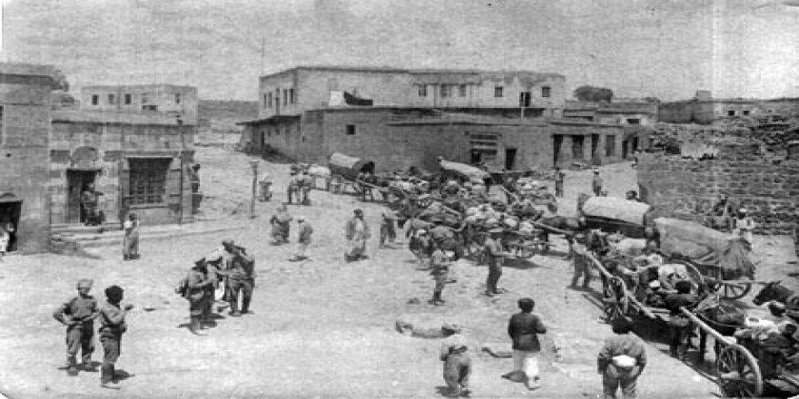 NİSAN 1916'DA SÜRGÜN EDİLEN KÜRTLER