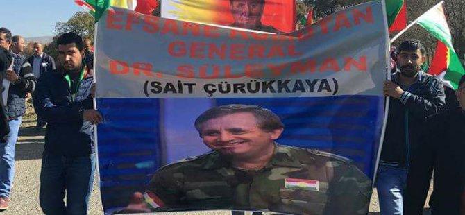 Kürt Halkının Kalbine Gömüldü