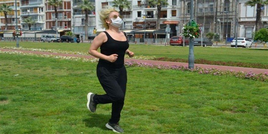 Prof. Dr. Taşbakan uyardı: Maskeyle spor yapmak ölümcül olabilir