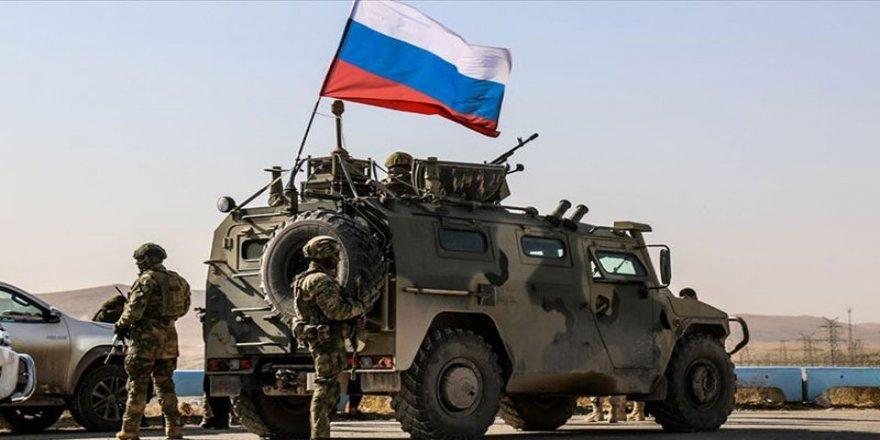 'Rusya Rojava'da Arap aşiretlerinden askeri güç oluşturuyor'