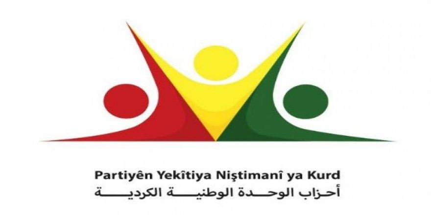 Rojava Kürdistanı'nda Yeni Bir İttifak