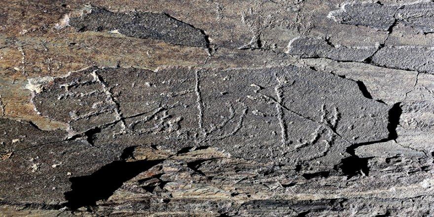 Yerde Yatan Bir Tarih: Tirîşîn Yaylası Kaya Resimleri