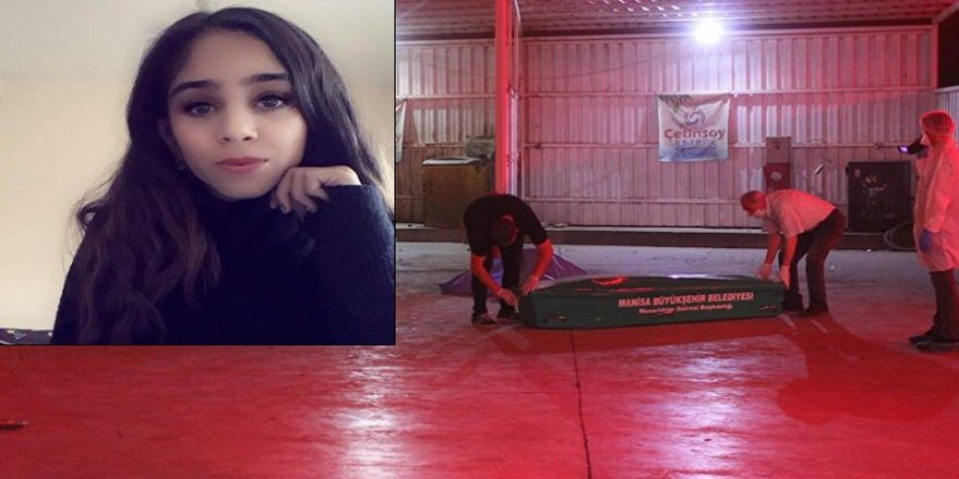 17 yaşındaki Ceren pompalı tüfekle öldürüldü