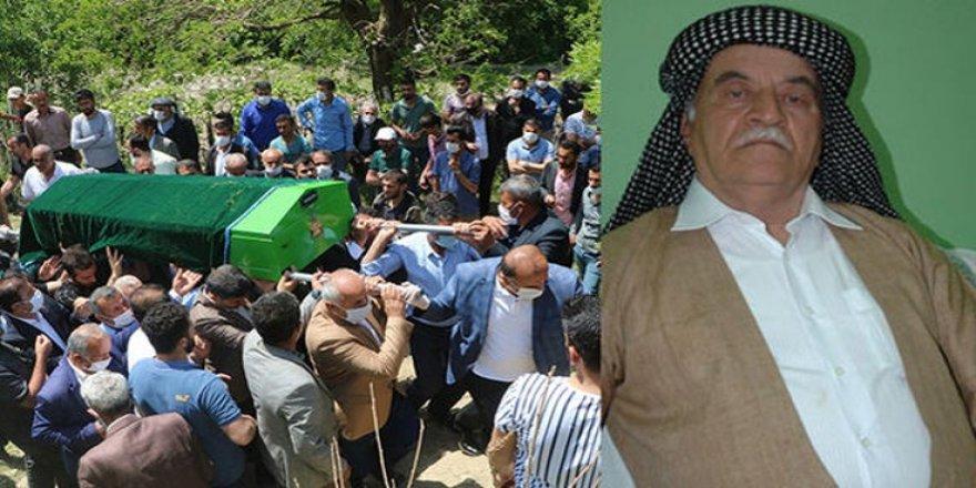 Jirki Aşireti'nin lideri Mehmet Adıyaman vefat etti