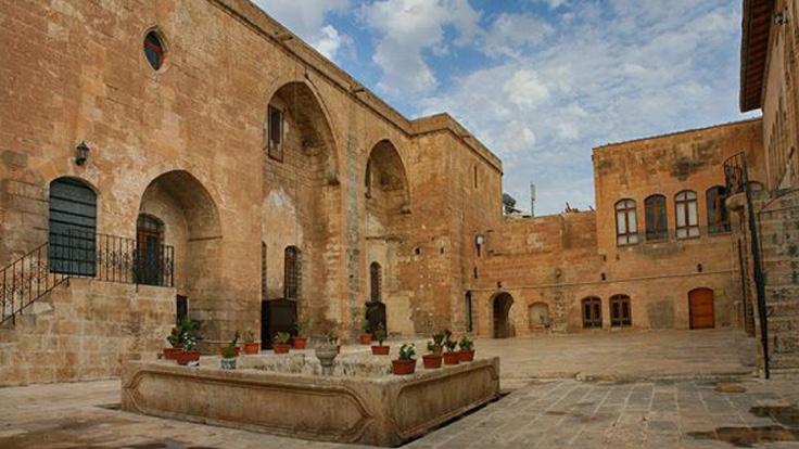 Urfa'da Süryanilere ait tek tarihi kilise kültür merkezine çevrildi