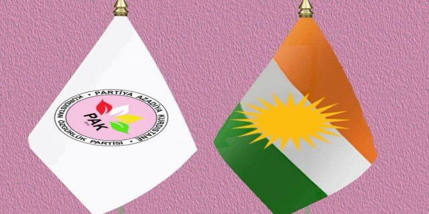 PAK: Ramazan bayramı Kürdistan ve tüm dünya Müslümanlarına kutlu olsun