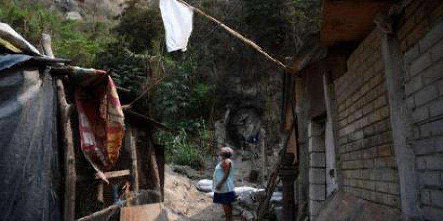 Guatemala'nın beyaz bayrakları: Açlık