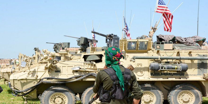 ABD ve HSD güçlerine saldırı: Yaralılar var