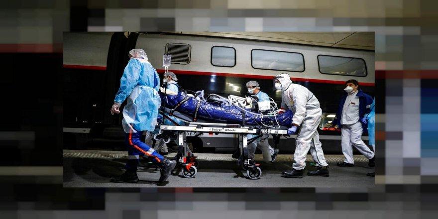 ABD'de Covid-19 nedeniyle ölü sayısı 100 bini geçti