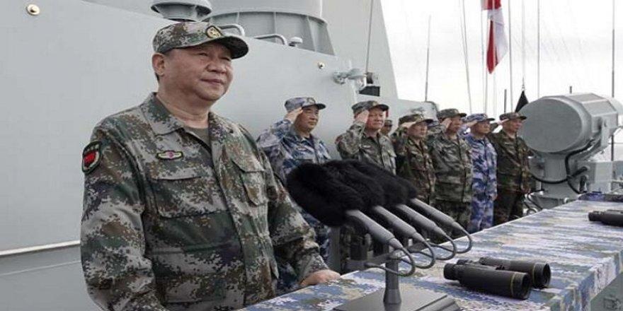 Çin Devlet Başkanı'ndan orduya: Savaşa hazır olun!