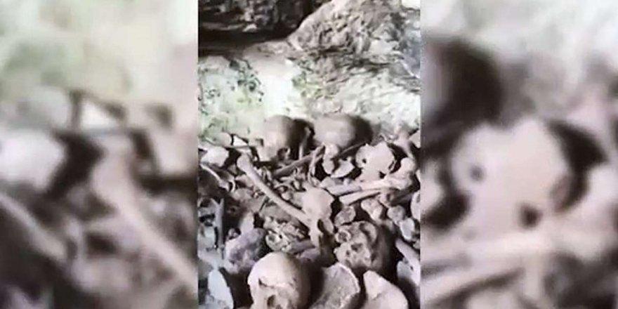 Video-Haber: Dargeçit'teki toplu mezarda 40 kafatası çıktı