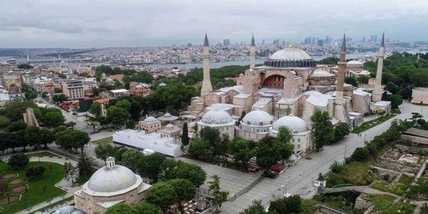 Yunanistan Dışişleri Bakanlığı: Ayasofya'da Fetih okunması Hristiyanların dini duygularına hakaret