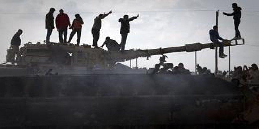 ABD'li General Hadfield: Rusya, Libya'da kesin bir zafer peşinde değil, amaç kalesini güçlendirmek