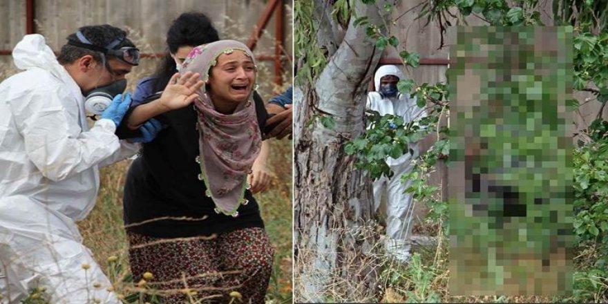 Antalya'da kaybolan Kürt gencin cansız bedeni ağaçta asılı bulundu
