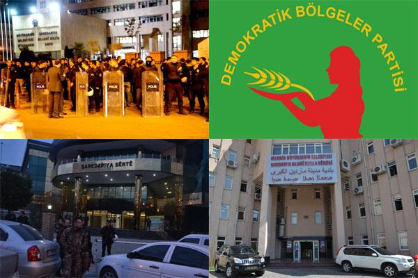Mardin Belediye Eşbaşkanı Ahmet Türk görevden alındı