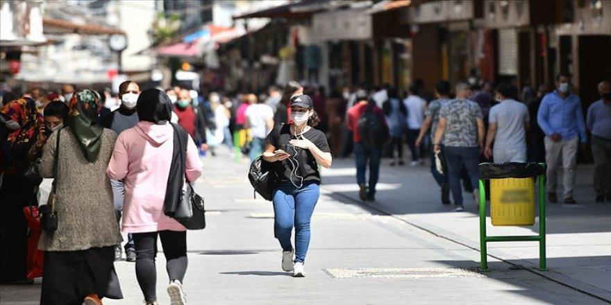 Şırnak'ta maskesiz sokağa çıkma yasaklandı