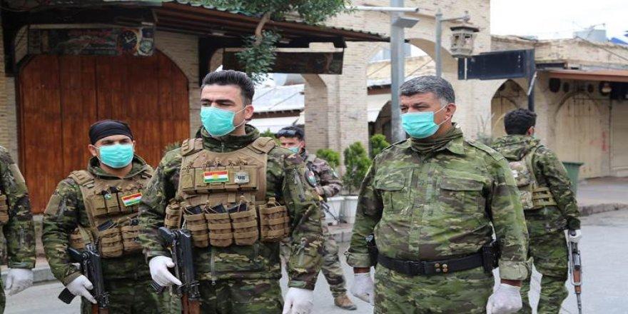 Kürdistan Bölgesi'nde son 24 saatte 35 yeni vaka