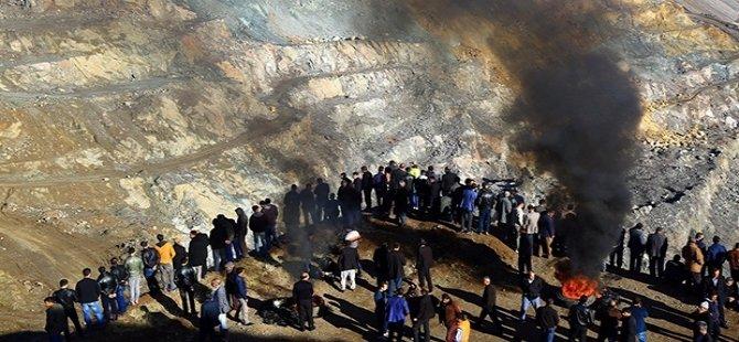 Şirvan'da Maden'de Göçük Katliamı