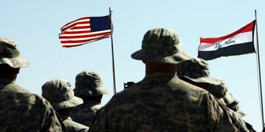 Irak'tan ABD ile yeniden müzakere açıklaması
