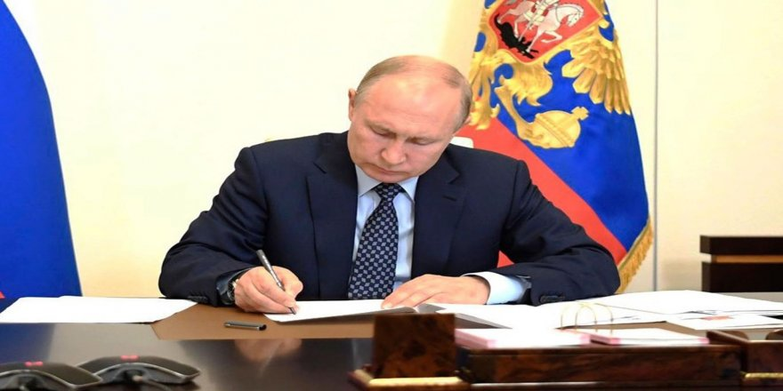 Putin'den nükleer silah kararı