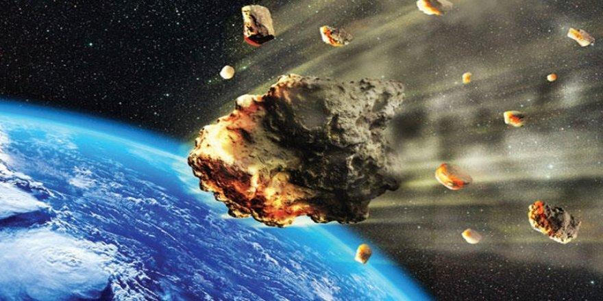 NASA: Potansiyel olarak tehlikeli bir göktaşı Dünya'ya yaklaşıyor