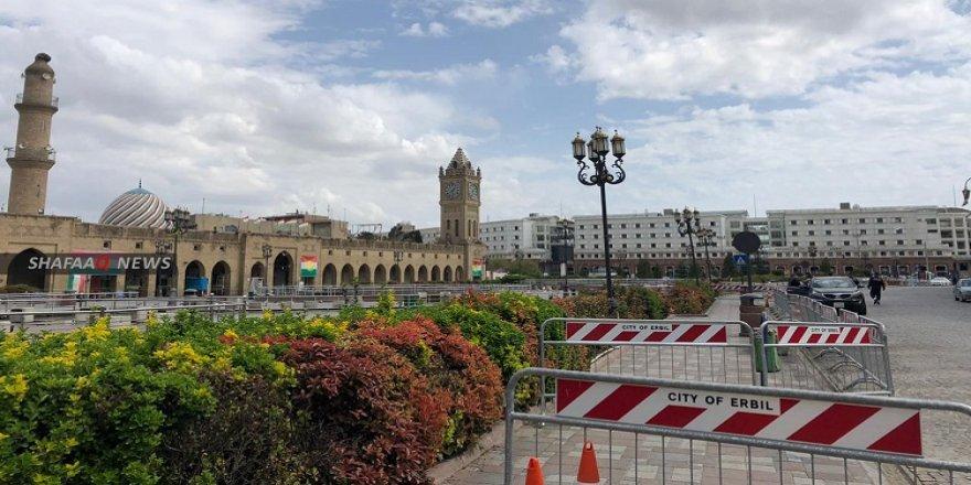 Erbil'de: Bir hasta virüs nedeniyle yaşamını yitirdi