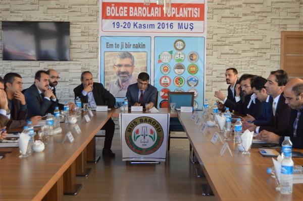 """Kürdistan Baroları: """"Kürt meselesi'nin çözüm yeri TBMM dir"""""""