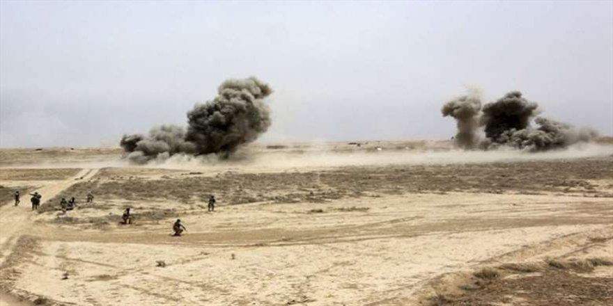 Mahmur'da bombardıman: 19 DAİŞ'li öldürüldü